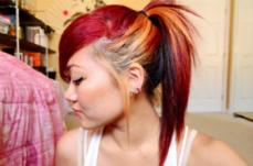 hair disaster