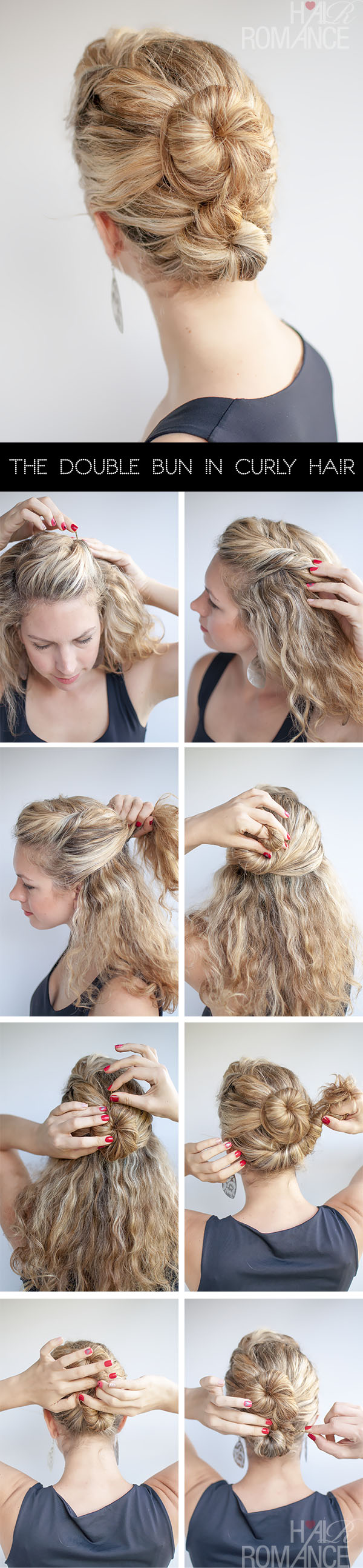 How to Twist Hair Back Twist Them Back Hair