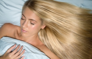 How to make the most of overnight hair treatments