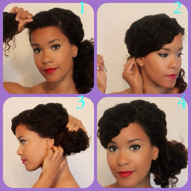 how to make ponytail of straight brazilian weave : Bang + Low Bun, Big Bang + High Pony, 6 Tips to Make Your Natural Hair ...